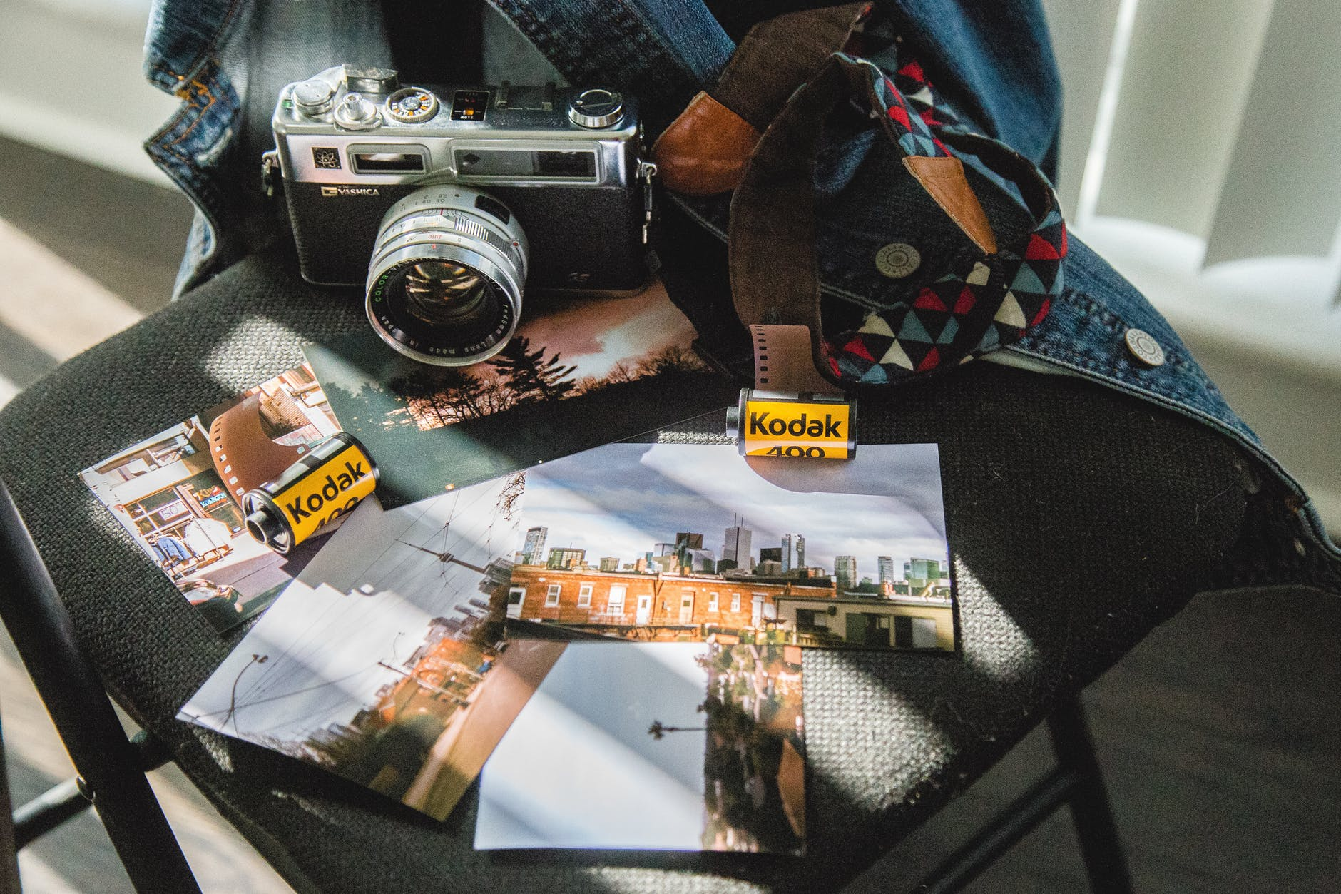 Aprende fotografía